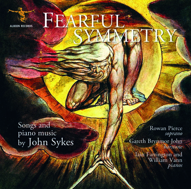 Fearful Symmetry CD